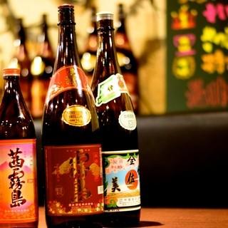 珍しいお酒をお手頃価格でご用意!