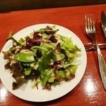 カデンツァーレ - サラダ