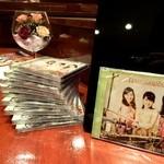 カデンツァーレ - ライブ演奏者のCDも買えます
