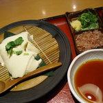 3185054 - おぼろ豆腐のアップ