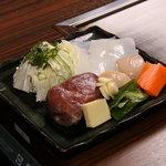 狸狸亭 - 山海三味塩焼