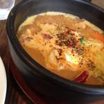 香樹 - 野菜とチキンのスープカレー
