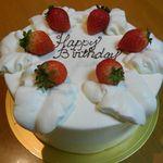 瑠璃庵 - 料理写真:BirthdayCake(5号)