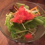 ワイルドキャナリー - サラダ
