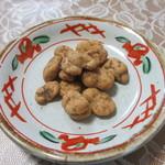 豆のはざま - ブラックペッパービーンズ