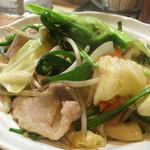 たつみ - 野菜炒め