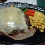 DON - ドン風チーズハンバーグ