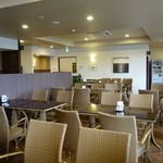 ホテル ルートイン - (2014/8月)朝食会場の花茶屋店内