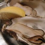 大厚岸 - 蒸し牡蛎、おいし♪