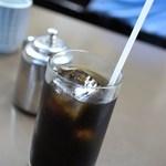センリ軒 - アイスコーヒー