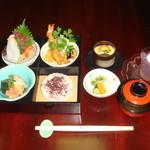 葉ら - (ランチメニュー)お楽しみ弁当 2000円