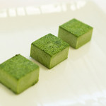 三原豆腐店 - 豆腐生チョコ(抹茶)