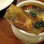 ペチカ - ボルシチ(ミニ)350円