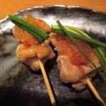 鉄板酒場 犇屋 - 朝引き鶏鶏もも 150円×2 新鮮で臭みが全然ない鶏肉です。 ジューシーで美味しいよ。