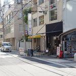 31865566 - 視点:通り沿いほぼ南向き(南東に四ツ橋駅)