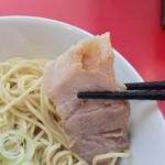 自家製麺 伊藤 - 750えん『肉そば小焼豚4枚』2014.10