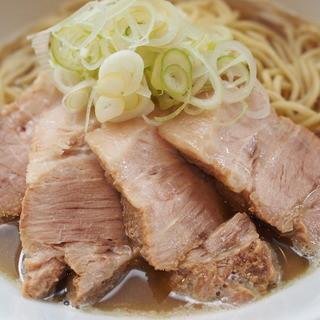 自家製麺 伊藤 - 料理写真:750えん『肉そば小焼豚4枚』2014.10