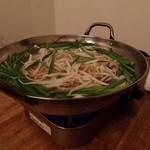 ひと手間キッチン ここち - 和風もつ鍋(2人前)