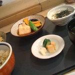 寿司海鮮 たはら - 日替わりランチ1