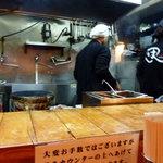 ○は - 厨房の店長