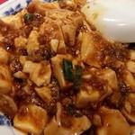 31870113 - ランチの麻婆豆腐