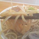 31873209 - 太ストレート麺
