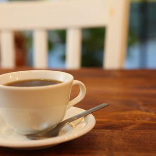 自慢のコーヒー