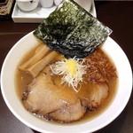 麺屋 あさ蔵 - 煮干醤油_700円