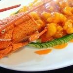 オマール海老料理