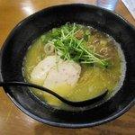 しおさい - 塩鶏そば(大盛り)