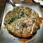 せをりぃ - 広島焼きに牡蠣をプラス ¥926と¥280