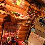 人形町駄菓子バー - 50円くじもあります。