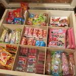 人形町駄菓子バー - 懐かしい駄菓子!