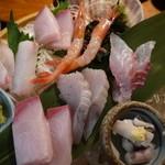 地魚料理 まるさん屋 - すごいボリューム!
