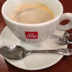 ソリダーレ - ホットコーヒー
