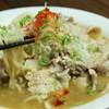 らぁ麺 三軒屋 - 料理写真: