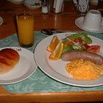 ペンション ネイチャークラブ - 料理写真:朝食