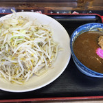 ラーメン金太郎 - 熊本 金太郎 野菜盛つけ麺小