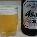 揚子江 - ドリンク写真:2014年10月 瓶ビール