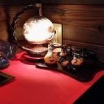 食と酒 のこのこ - 居酒屋以上、割烹未満…、落ち着いた雰囲気の店内!