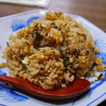 一圓 - 高菜チャーハン(700円)