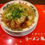 ラーメン魁力屋 - 特製醤油ラーメン!(2014,10/20)