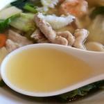 31886222 - 透き通るスープ