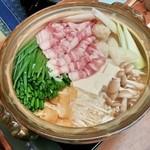 31886802 - 豚すき鍋 2014/10