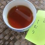 柳桜園茶舗 - 食後にいただきました。