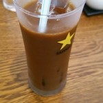 ももやま - セットに+150円のアイスコーヒー