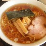 神田小松屋 - しょうゆラーメン630円