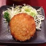 鉄火 - マグロほほ肉カツ