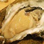 金太郎寿し - 厚岸の牡蠣