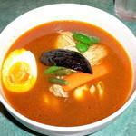 カリーヤコング - チキン野菜(2005年7月)